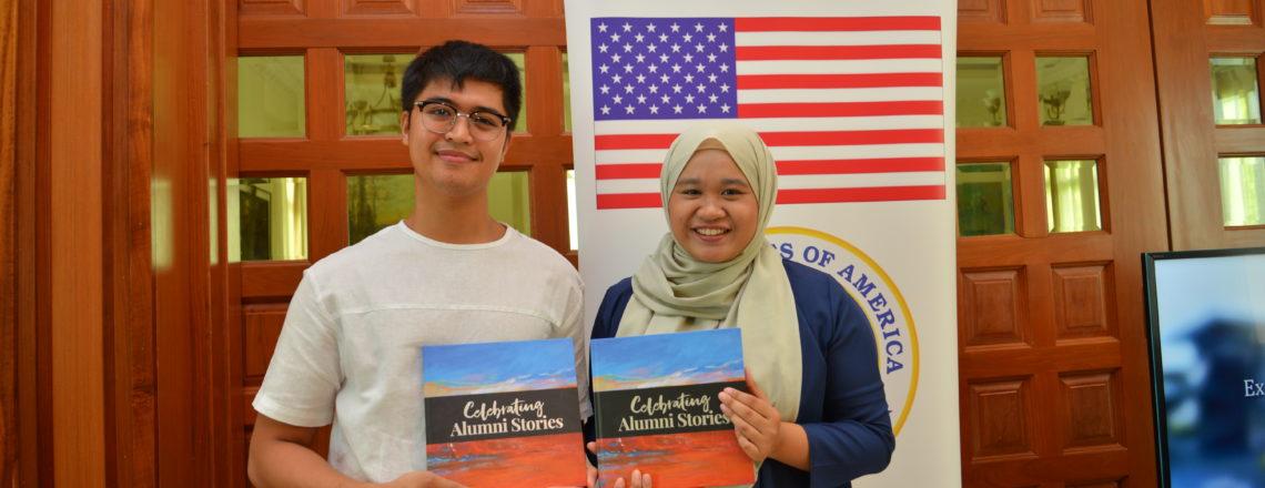 U.S. Embassy Hosts Alumni Reception