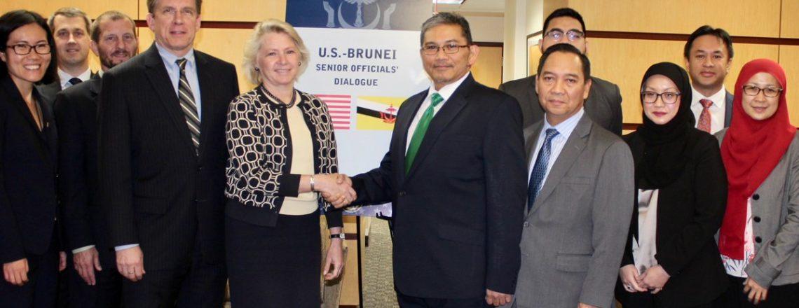 U.S.- Brunei Senior Officials' Dialogue